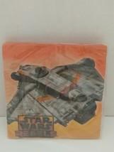 Star Wars Rebels Party Supplies Beverage Napkins 16ct. - $5.89