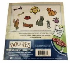 Inkadinkadoo Doggies Rubber Stamp Collection image 2