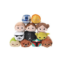 "Disney Store TSUM TSUM (Tsumutsumu) mini (S) ""Star Wars"" series 12 pieces - $117.81"