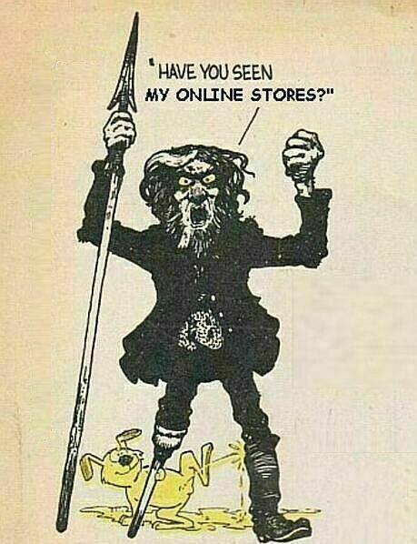 Myron Moose 2, - 1973,  vintage Underground Comix