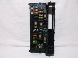 11-12-13-14-15 Bmw 5 SERIES/535/ FRONT/ POWER/ DISTRIBUTION/ FUSE/ RELAY/ Box - $50.49