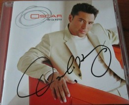 Oscar De La Hoya Signed CD - $39.99