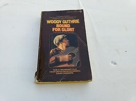 Bound for Glory (Movie Tie In Cover) by Woody Guthrie, - $12.91
