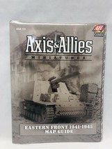 WOTC Axis & Allies Eastern Front 1941-1945 Map Guide Zip EX - $10.87