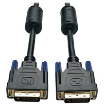 Tripp Lite P560-010 DVI Dual-Link Digital TMDS Monitor Cable, 10ft - $29.81
