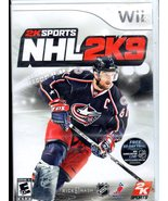 NHL 2K9 Sports Hockey ( Wii Game) No Manuel - $5.95