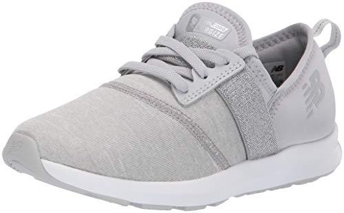 Balance Girls' Nergize V1 FuelCore Sneaker, rain Cloud/Rose Gold, 5.5 W US Toddl