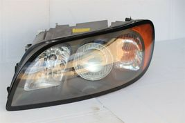 06-10 Volvo C70 Convertible Halogen Headlight Lamp Driver Left LH image 4