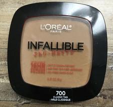 L'Oreal Paris Infallible Pro Matte 16 Hr. 700 Classic Tan. New - $9.95