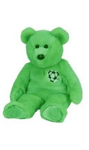 TY Beanie Buddy - KICKS the Soccer Bear Jumbo (14 inch) MWMTs Stuffed An... - $23.21