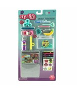 "My Life As School Accessories Play Set for 18"" Dolls - $21.13"