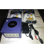 GameCube Nintendo Console Video Game System Tested Works Great - $54.95
