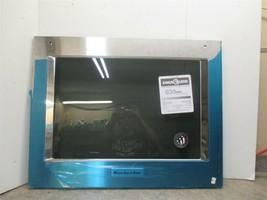 KITCHENAID RANGE GLASS DOOR (NEW W/OUT BOX/SCRATCHES) PART# W10634271 - $267.00