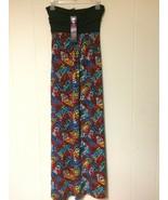 Ultra Flirt Summer/Beach Strapless Maxi Dress S, M, XL - $6.99