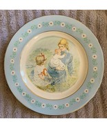 Collectible Vintage 1974 Avon Tenderness Plate Mothers Day Pontessa Iron... - $9.89