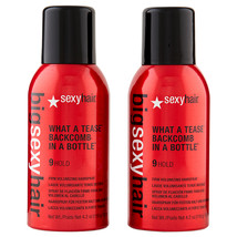 Sexy Hair Big Sexy Hair What A Tease 2 ct 4.2 oz  - $34.59