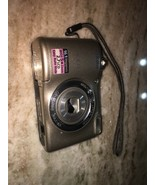 Nikon COOLPIX L27 16.1 Megapixel Digital Camera Silver Nikkor MP - AA Ba... - $113.85