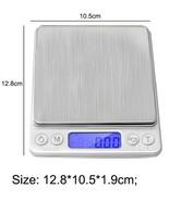 500g 0.01g LCD Electronic Digital Mini Balance Gram Coin Diamond Jewelry... - $12.57