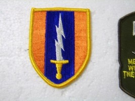 Army Full Color Patch 1st Signal Brigade Current MANUFACTURER:K6 - $3.00