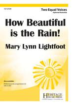 How Beautiful Is the Rain! - $1.95