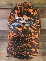 Shreves Engines Strapback Adjustable Adult Hat Cap - $8.90