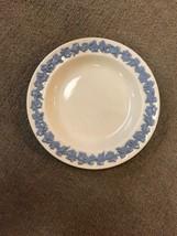 "Wedgwood Queensware Lavender on Cream Fruit or Dessert Plate Bowl - 6"" - $11.65"