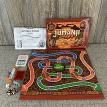 Jumanji Board Game 2-Player Age 5 & Older 100% Complete~Excellent Condit... - $12.86