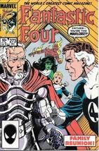 Fantastic Four Comic Book #273 Marvel Comics 1984 VERY FINE/NEAR MINT NE... - $3.50