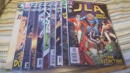 JLA (justice league of america) #91, 92, 93, 94, 95, 96, 97, 98, 99, 100, - $24.00