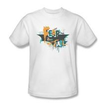 Batman T-shirt Fear Why You Fail DC cotton tee superhero Dark Knight BM2055 image 2