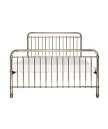 Incy Interiors Queen Size Eden Bed - Rose Gold Finish - Daybed with Mode... - $899.00