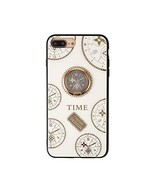 iPhone 7Plus 8Plus Rhinestone Case,Awin Luxurious Original Clock Watch T... - $18.80