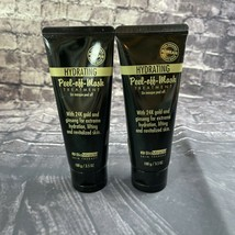 Bio Miracle Hydrating Peel Off Mask Treatment W / 24K Gold 3.5 OZ Each L... - $12.82