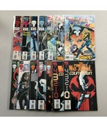 Run Lot of 14 Punisher War Journal (1988 1st Series) #67-80 VF-NM Near Mint - $74.25