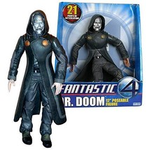 Marvel Year 2005 Fantastic Four Movie Series 12 Inch Tall Poseable Figure - Doct - $64.99