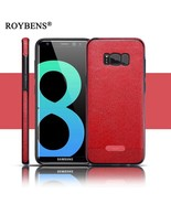 Roybens® Samsung Galaxy S9 Plus Leather Case Full Protective Vintage Bac... - $4.94