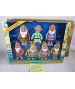 1992 Mattel Walt Disney Snow White and the Seven Dwarfs Color Changing G... - $79.19