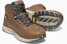 "Keen Manchester 6"" Sz 11.5 M (D) EU 45 Men's WP Aluminum Toe Work Shoes 1021324 - $102.85"