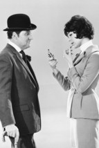 Patrick Macnee and Linda Thorson in The Avengers 18x24 Poster - $23.99