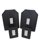 Tactical Scorpion Level IIIA Body Armor Pair Hard 11x14, 6x8 Plates | St... - $128.69