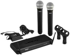 SHURE Wireless Microphone Set SVX288/PG28 Worldwide - $556.06