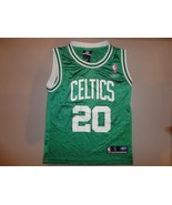 Boston Celtics #20 Gary Payton NBA Basketball Screen Jersey Youth S EXCE... - $29.54