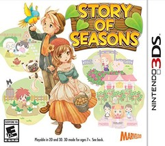 Story of Seasons - Nintendo 3DS [video game] - $28.96