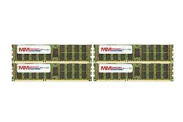 MemoryMasters 128GB (4x32GB) DDR3-1600MHz PC3-12800 ECC RDIMM 4Rx4 1.35V Registe - $411.84