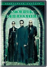 The Matrix Reloaded DVD 2Disc Set 2007 Widescreen Keanu Reeves Laurence ... - $10.00