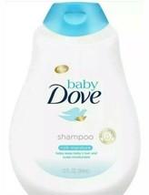 Dove Baby Tear Free Shampoo, Rich Moisture 13 oz Hypoallergenic New Sealed  - $11.87