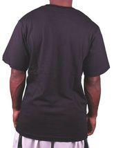 LRG Mens Black White Natural Drugout Kids Weed Smoking Animals T-Shirt NWT image 3