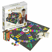 Harry Potter Game Trivial Pursuit Full Size Ultimate Edition - $48.17