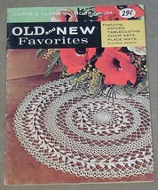 Coats & Clarks Old and new Favorites Book No. 124 - $7.43