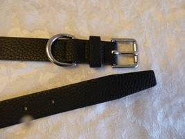 "$38.00 Ralph Lauren Classics 1"" Dress Casual Roller Buckle & D-Ring, M, ... - $17.08"